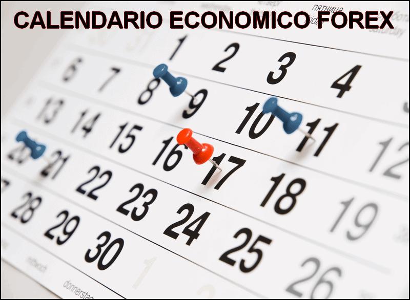 Calendario forex avatrade